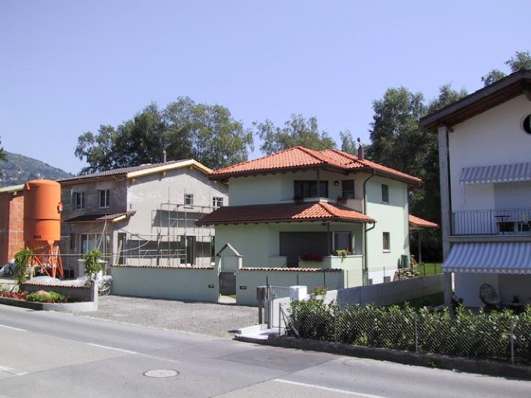 Casa piani for Piani casa americana